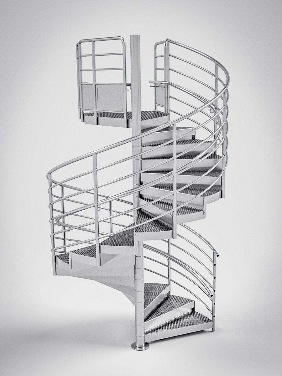 Railings guardrails