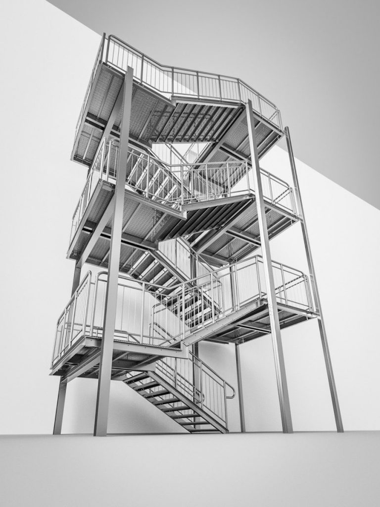 technical stairs