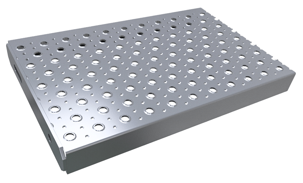 OFF-SHORE type profiled grating