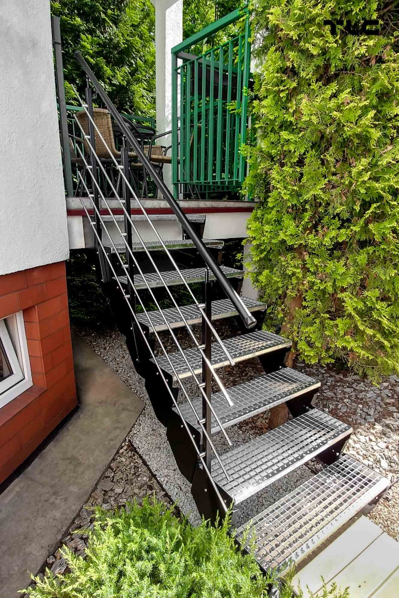 Modular stairs realisations
