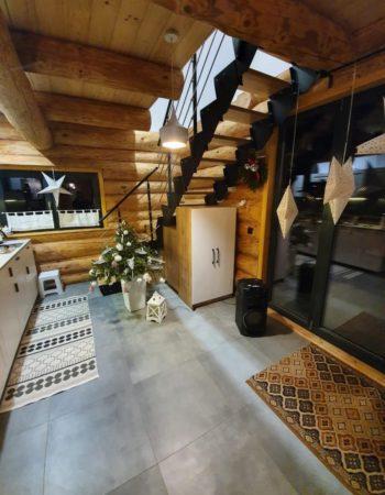 Modular stairs realisation